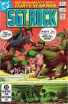 Sgt. Rock #366 comic books for sale