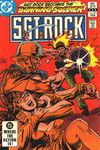 Sgt. Rock #373 comic books for sale