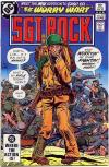 Sgt. Rock #377 comic books for sale
