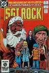 Sgt. Rock #378 comic books - cover scans photos Sgt. Rock #378 comic books - covers, picture gallery