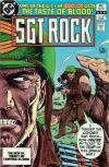 Sgt. Rock #379 comic books for sale
