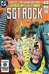 Sgt. Rock #381 comic books - cover scans photos Sgt. Rock #381 comic books - covers, picture gallery