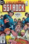 Sgt. Rock #383 comic books - cover scans photos Sgt. Rock #383 comic books - covers, picture gallery