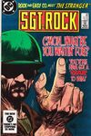 Sgt. Rock #390 comic books - cover scans photos Sgt. Rock #390 comic books - covers, picture gallery