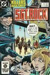 Sgt. Rock #391 comic books for sale