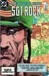 Sgt. Rock #395 comic books for sale