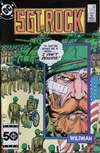 Sgt. Rock #402 comic books - cover scans photos Sgt. Rock #402 comic books - covers, picture gallery