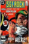 Sgt. Rock #404 comic books for sale