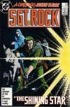 Sgt. Rock #414 comic books for sale