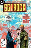 Sgt. Rock #417 comic books for sale