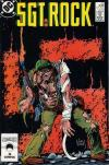 Sgt. Rock #419 comic books - cover scans photos Sgt. Rock #419 comic books - covers, picture gallery