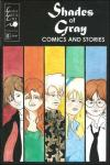 Shades of Gray Comics and Stories #8 comic books for sale