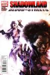 Shadowland: Blood on the Streets #3 comic books - cover scans photos Shadowland: Blood on the Streets #3 comic books - covers, picture gallery