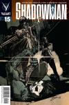Shadowman #15 Comic Books - Covers, Scans, Photos  in Shadowman Comic Books - Covers, Scans, Gallery