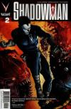 Shadowman #2 Comic Books - Covers, Scans, Photos  in Shadowman Comic Books - Covers, Scans, Gallery