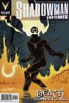 Shadowman End Times Comic Books. Shadowman End Times Comics.