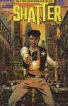 Shatter #1 comic books - cover scans photos Shatter #1 comic books - covers, picture gallery