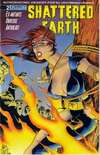 Shattered Earth #2 Comic Books - Covers, Scans, Photos  in Shattered Earth Comic Books - Covers, Scans, Gallery