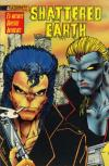 Shattered Earth #4 Comic Books - Covers, Scans, Photos  in Shattered Earth Comic Books - Covers, Scans, Gallery