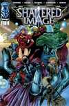 Shattered Image #4 comic books - cover scans photos Shattered Image #4 comic books - covers, picture gallery