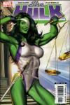 She-Hulk comic books