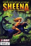 Sheena: Queen of the Jungle #3 comic books - cover scans photos Sheena: Queen of the Jungle #3 comic books - covers, picture gallery