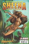 Sheena: Queen of the Jungle #5 comic books - cover scans photos Sheena: Queen of the Jungle #5 comic books - covers, picture gallery