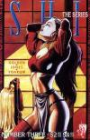 Shi: The Series #3 comic books - cover scans photos Shi: The Series #3 comic books - covers, picture gallery