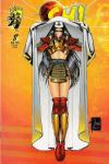 Shi: The Way of the Warrior #8 comic books for sale