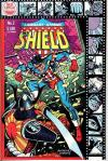 Shield #2 comic books - cover scans photos Shield #2 comic books - covers, picture gallery