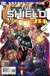 Shield #9 comic books - cover scans photos Shield #9 comic books - covers, picture gallery