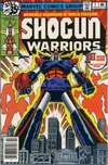 Shogun Warriors comic books