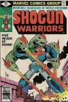 Shogun Warriors #10 comic books - cover scans photos Shogun Warriors #10 comic books - covers, picture gallery