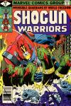 Shogun Warriors #11 comic books - cover scans photos Shogun Warriors #11 comic books - covers, picture gallery