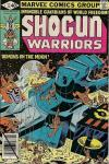 Shogun Warriors #13 comic books for sale