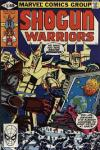 Shogun Warriors #14 comic books - cover scans photos Shogun Warriors #14 comic books - covers, picture gallery