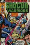 Shogun Warriors #15 comic books for sale