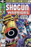 Shogun Warriors #18 comic books - cover scans photos Shogun Warriors #18 comic books - covers, picture gallery