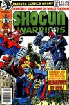 Shogun Warriors #2 comic books for sale