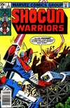 Shogun Warriors #3 comic books for sale