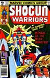 Shogun Warriors #4 comic books - cover scans photos Shogun Warriors #4 comic books - covers, picture gallery