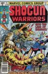 Shogun Warriors #5 comic books - cover scans photos Shogun Warriors #5 comic books - covers, picture gallery