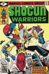 Shogun Warriors #6 comic books - cover scans photos Shogun Warriors #6 comic books - covers, picture gallery