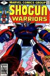 Shogun Warriors #7 comic books - cover scans photos Shogun Warriors #7 comic books - covers, picture gallery