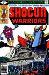 Shogun Warriors #8 comic books - cover scans photos Shogun Warriors #8 comic books - covers, picture gallery
