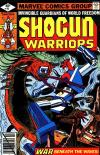 Shogun Warriors #9 comic books - cover scans photos Shogun Warriors #9 comic books - covers, picture gallery