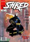 Shred comic books