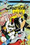 Shuriken #6 comic books - cover scans photos Shuriken #6 comic books - covers, picture gallery