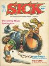 Sick #24 comic books - cover scans photos Sick #24 comic books - covers, picture gallery