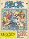 Sick #77 comic books - cover scans photos Sick #77 comic books - covers, picture gallery